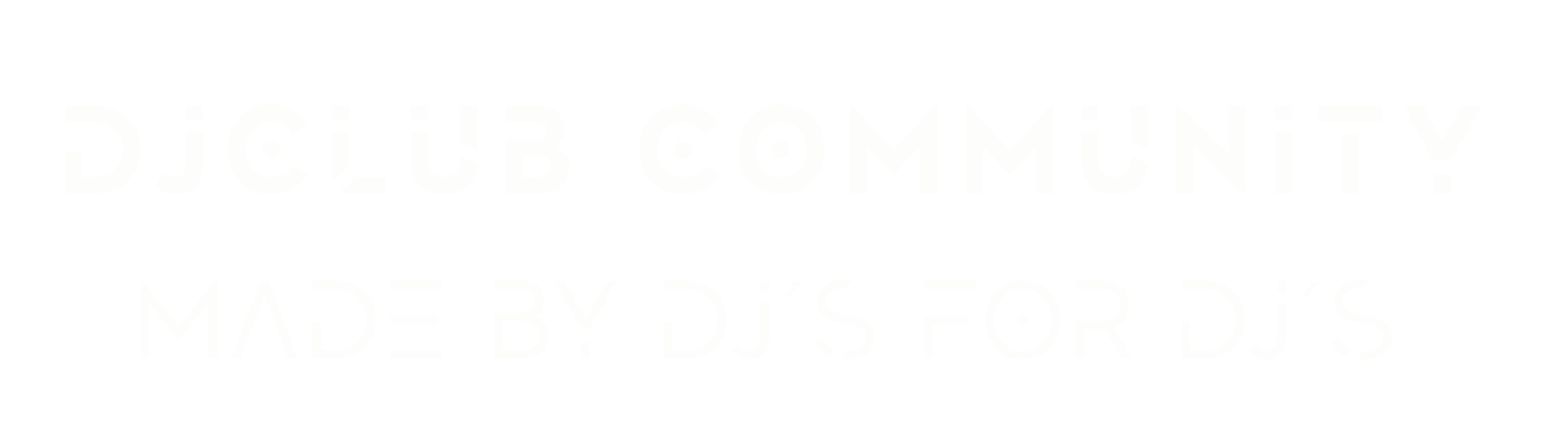 DjClub - Made for DJs by DJs .